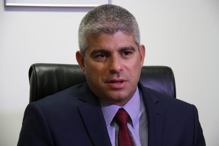 O secretário de segurança pública da Bahia, Maurício Barbosa | Divulgação | SSP