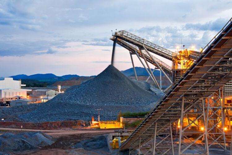 Em 2019, a Bahia teve um crescimento da Produção Mineral de 12,33% - Foto: Reprodução   GOV/BA