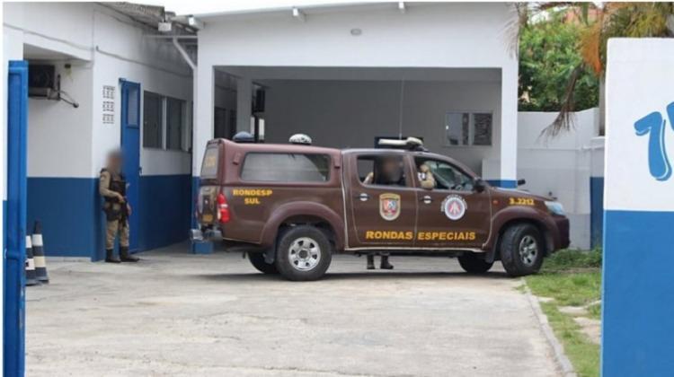 O homem era suspeito de integrar um grupo criminoso que teria resistido a uma abordagem policial | Foto: Reprodução | Radar 64 - Foto: Reprodução | Radar 64