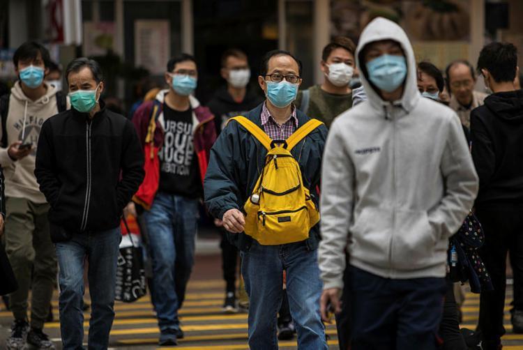 Mais dois mil novos casos foram diagnosticados no país | Dale De La Rey | AFP - Foto: Dale De La Rey | AFP
