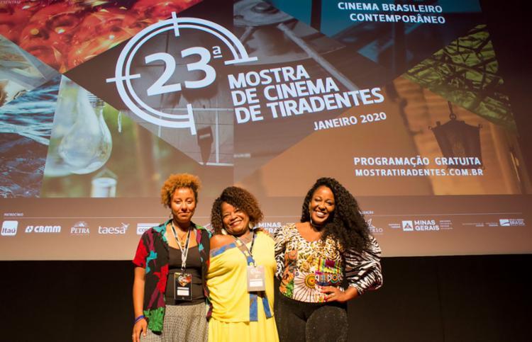 Glenda Nicácio, Arlte Dias e Maíra Azevedo | Foto: Netun Lima | Divulgação - Foto: Netun Lima | Divulgação