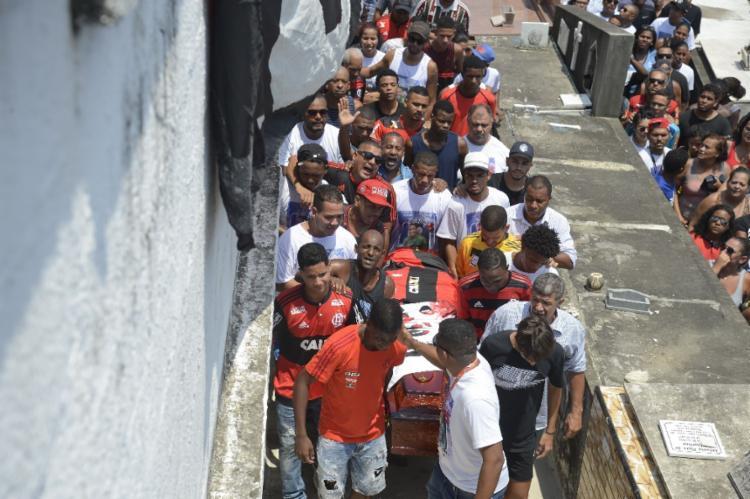 O MPRJ e a Defensoria apontam o dever de indenização do clube pelos danos morais coletivos | Foto: Tânia Rêgo | Agência Brasil - Foto: Tânia Rêgo | Agência Brasil