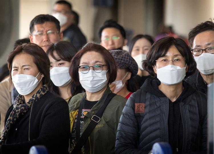 Fora da China, Macau e Hong Kong foram confirmados mais de 170 casos | Foto: Mark Ralston | AFP - Foto: Mark Ralston | AFP