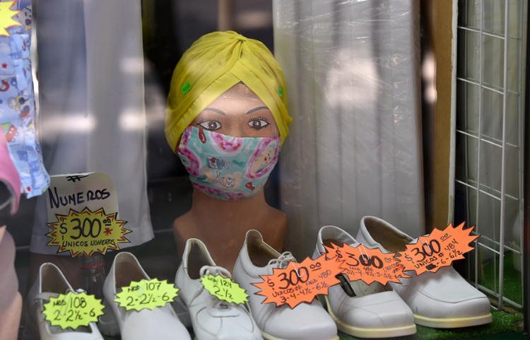 Fábricas pararam suas atividades na China e cidades inteiras foram confinadas | Foto: Rodrigo ARANGUA | AFP - Foto: Rodrigo ARANGUA | AFP