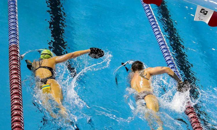 Delegação brasileira retornou ao Brasil sem competir na Europa | Foto: Alê Cabral | CPB - Foto: Alê Cabral | CPB
