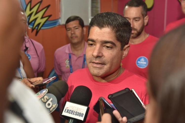 Neto afirmou que disputa pelo Governo em 2022 é o