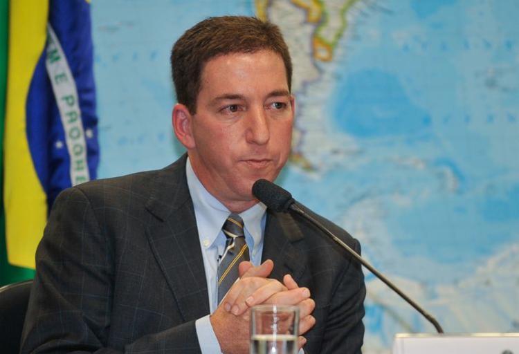 Parte da denúncia com acusações ao jornalista americano Glenn Greenwald foi rejeitada   Foto: Divulgação   Agência Brasil - Foto: Divulgação   Agência Brasil