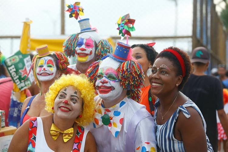 Evento pré-Carnaval agita o bairro do Rio Vermelho | Foto: Rafael Martins | Ag. A TARDE
