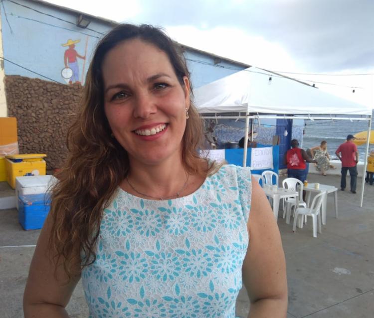 Roberta Casali é presidente da Comissão de Responsabilidade Social da OAB | Foto: Shagaly Ferreira | Ag. A TARDE - Foto: Shagaly Ferreira | Ag. A TARDE