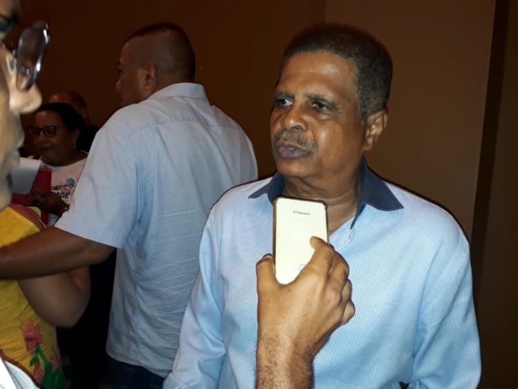 Vereador preside legenda na capital | Foto: Aparecido Silva | Ag. A TARDE - Foto: Aparecido Silva | Ag. A TARDE