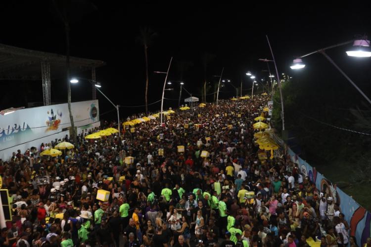 Festa aconteceu na última terça-feira, 18, sob o comando de Léo Santana | Foto: Felipe Iruatã | Ag A TARDE - Foto: Felipe Iruatã | Ag A TARDE