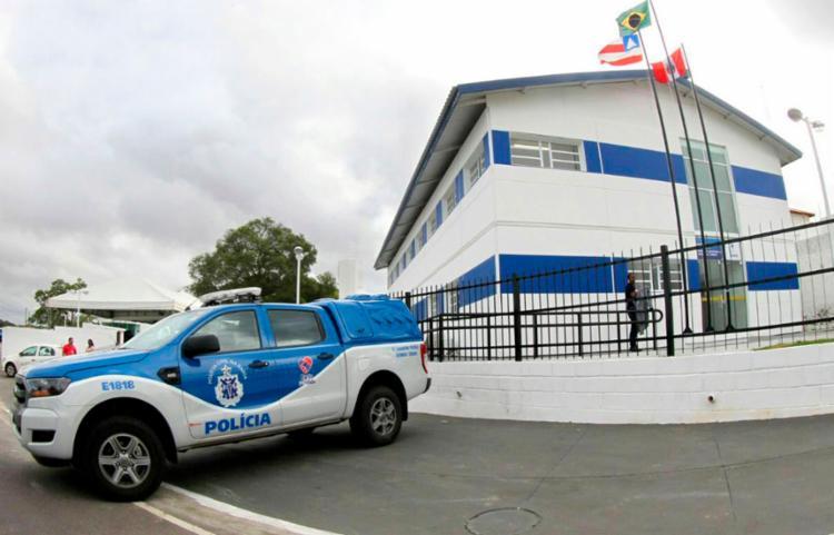 Suspeito foi preso por policiais da Delegação Especial de Atendimento à Mulher (Deam), de Paulo Afonso | Foto: Secom | Manu Dias - Foto: Secom | Manu Dias