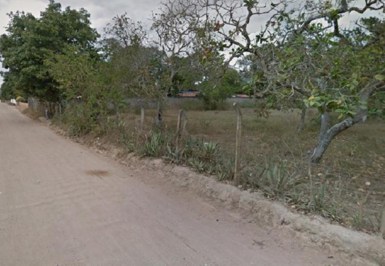 Cadáver de um homem foi deixado em uma estrada | Foto: Reprodução | Google Maps - Foto: Reprodução | Google Maps