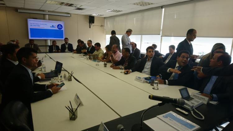 Reunião ocorre nesta terça-feira, 18 | Foto: Raul Aguillar | Ag. A TARDE - Foto: Raul Aguillar | Ag. A TARDE