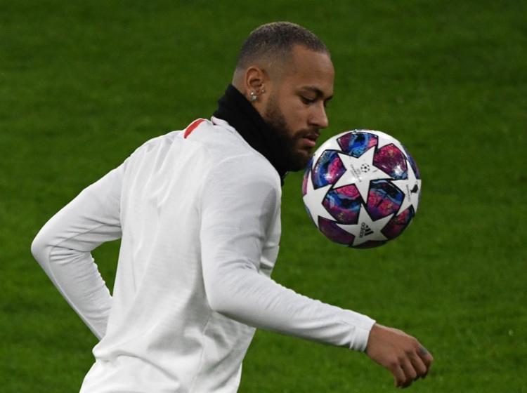Neymar deve estar em campo nesta terça-feira, independentemente de sua falta de ritmo e sua ausência nos últimos quatro jogos | Foto: Ina Fassbender | AFP - Foto: Ina Fassbender | AFP