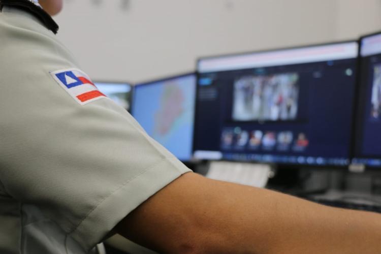 O sistema já auxiliou na prisão de 134 procurados pela Justiça | Foto: Divulgação | SSP - Foto: Divulgação | SSP