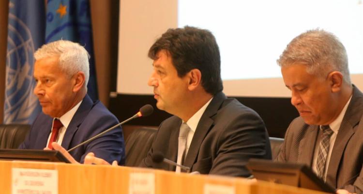 Foram discutidos detalhes dos planos de contingência dos estados com o Ministério da Saúde | Foto: Erasmo Salomão | ASCOM MS - Foto: Erasmo Salomão | ASCOM MS