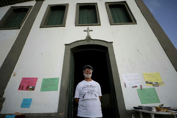Professor da Universidade Federal da Bahia, Antônio Nery Filho | Foto: Adilton Venegeroles | Ag. A TARDE