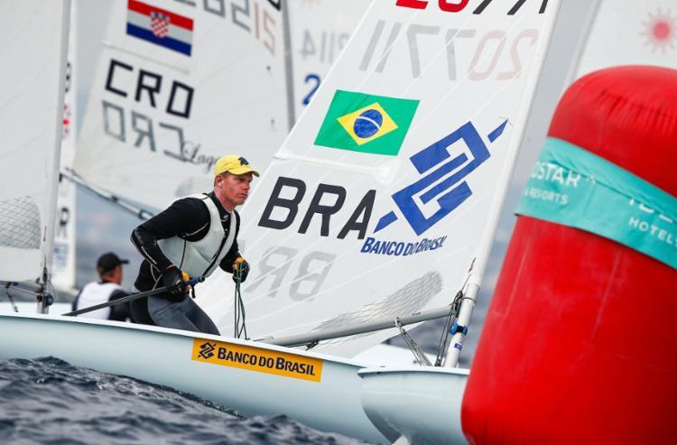 O velejador de 46 anos é o maior medalhista olímpico do Brasil | Foto: Pedro Martinez | Sailing Energy - Foto: Pedro Martinez | Sailing Energy