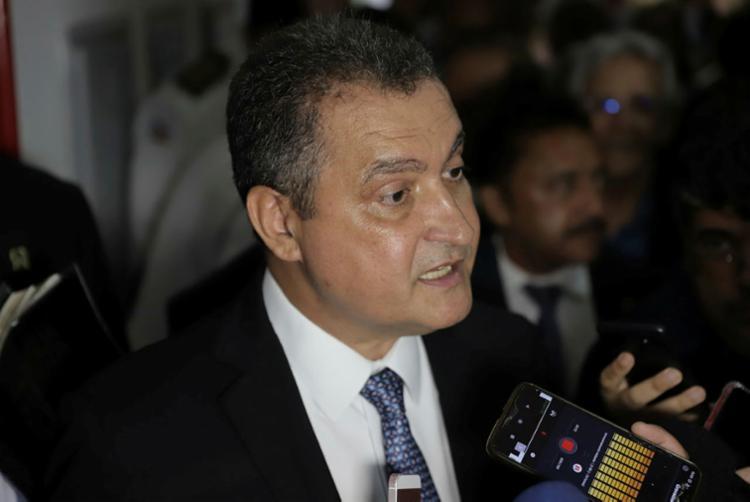 Governador da Bahia rebateu o presidente da República Jair Bolsonaro Foto: Uendel Galter | Ag. A TARDE - Foto: Uendel Galter | Ag. A TARDE