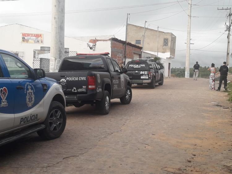 Distritos de Cabuçu e Bom Jesus dos Pobres contam com policiamento intensificado nas praias | Foto: Divulgação - Foto: Divulgação | SSP