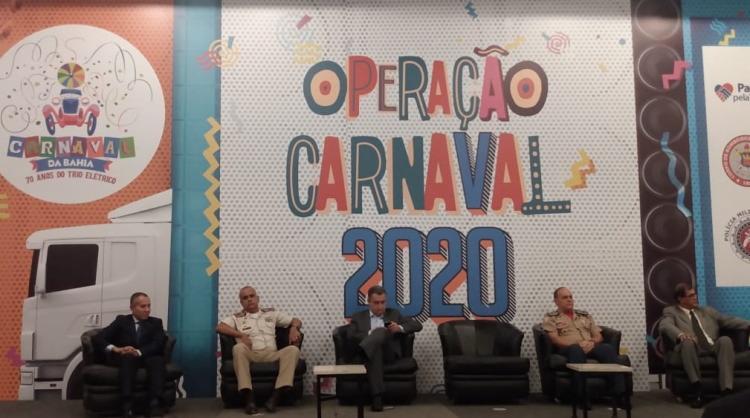 Governador garante mais investimento em tecnologia para Carnaval de Salvador | Foto: Natália Figueiredo | Ag. A TARDE - Foto: Natália Figueiredo | Ag. A TARDE