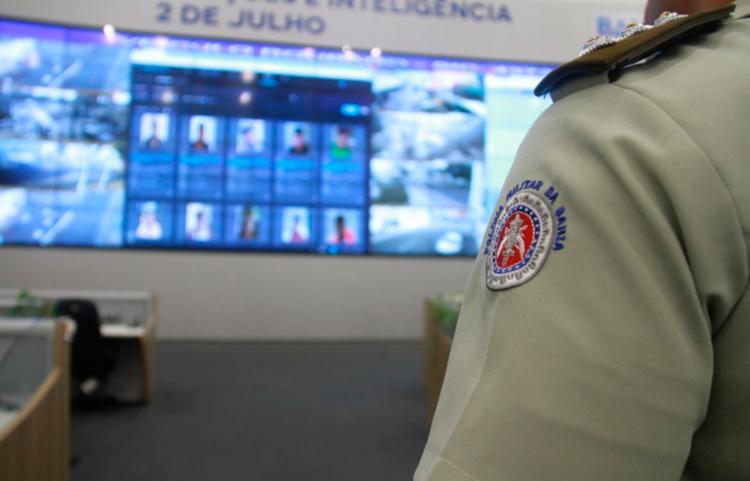 Suspeitos foram encaminhados para a Central de Flagrantes, na Av. ACM | Foto: Vitor Barreto | SSP - Foto: Vitor Barreto | SSP