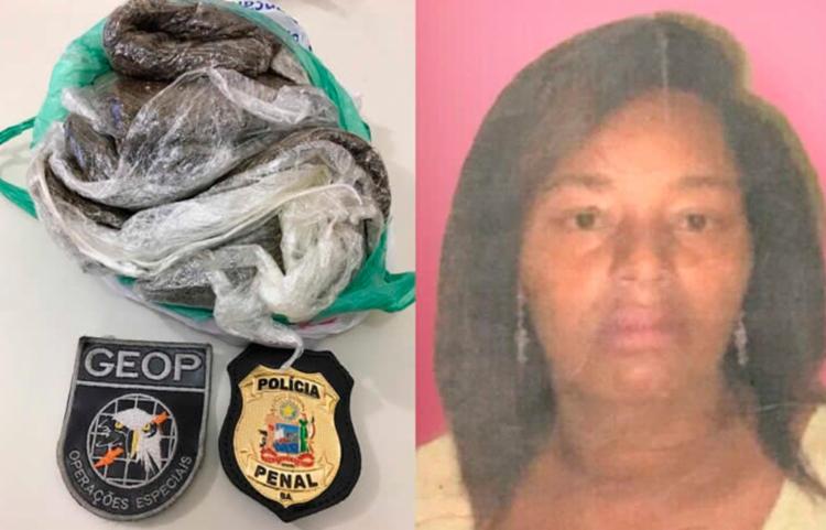 Elenice foi indiciada por tráfico de drogas | Foto: Reprodução | Teixeira Hoje - Foto: Reprodução | Teixeira Hoje