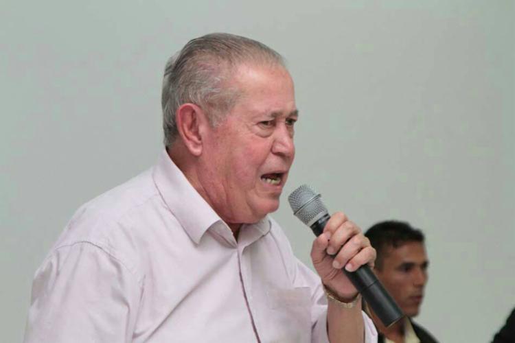 Brito está em seu terceiro mandato de prefeito na cidade | Foto: Divulgação - Foto: Divulgação