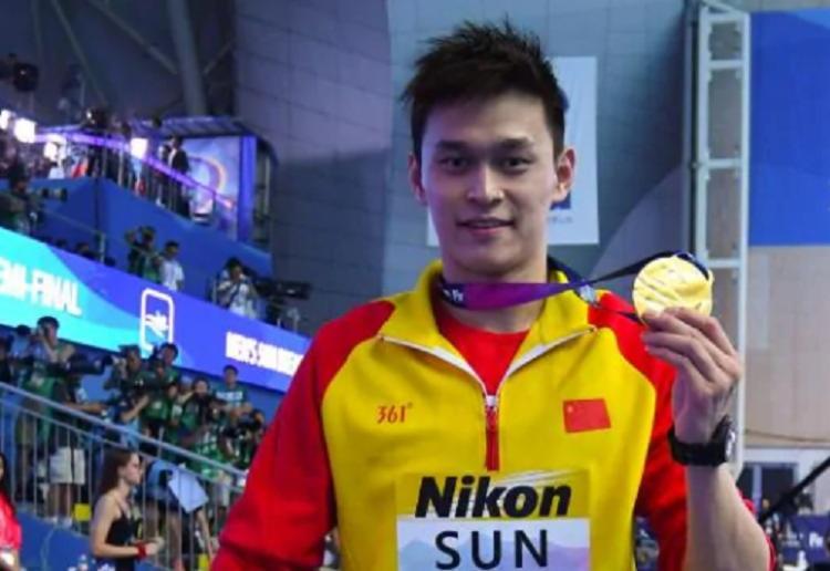 Sun Yang é três vezes campeão olímpico nos Jogos de Londres-2012 e Rio-2016 | Foto: Reprodução | AFP - Foto: Reprodução | AFP