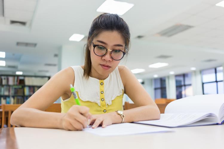 Usar a experiência e mudar a estratégia de estudo ajudam. - Foto: Divulgação