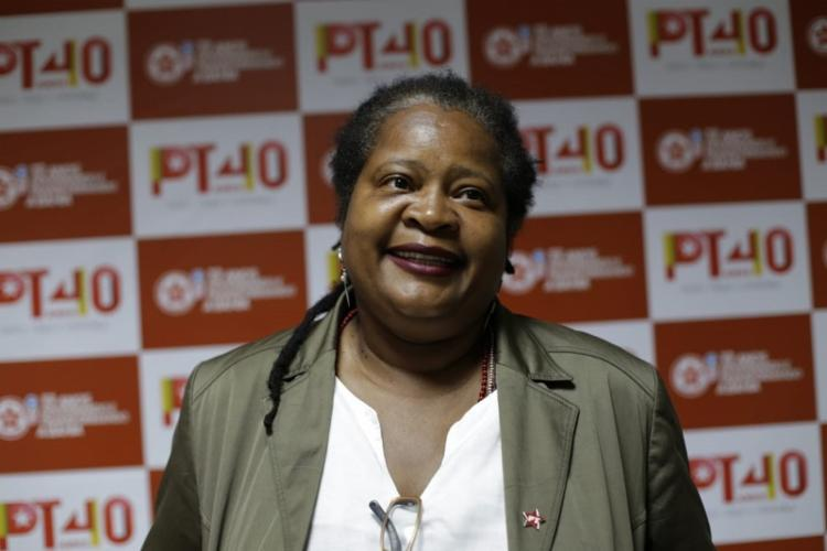 A socióloga Vilma Reis é uma das pré-candidatas do PT à Prefeitura de Salvador | Adilton Venegeroles | Ag. A TARDE - Foto: Adilton Venegeroles | Ag. A TARDE