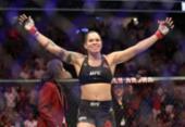 Amanda Nunes testa positivo para Covid-19 e defesa de cinturão é adiada | Foto: Sean M. Haffey | AFP
