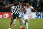 Mesmo sem Honda, Botafogo vence Paraná pela Copa do Brasil | Foto: