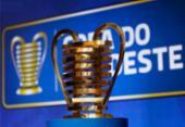 Copa do Nordeste é suspensa por conta da pandemia de coronavírus | Foto: Divulgação | CBF