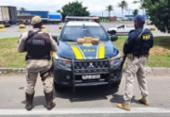Droga escondida em para-choque de carro é apreendida na BR-324 | Foto: Divulgação | SSP-BA