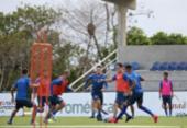 Por causa do covid-19, Bahia suspende atividades até o dia 30 de março | Foto: Felipe Oliveira | EC Bahia