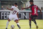 Vitória perde para Jacuipense e liga sinal de alerta no Baianão | Foto: Renan Oliveira | E.C. Jacuipense