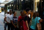 Prefeitura negocia disponibilizar 100% da frota de ônibus durante horários de pico | Foto: Rafael Martins | Ag. A TARDE