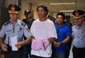 Ronaldinho Gaúcho completa um mês de prisão no Paraguai | Foto: Norberto Duarte | AFP