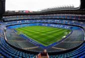 Santiago Bernabéu vira armazém de material contra o coronavírus | Foto: Arquivo | AFP