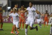 Santos vence e mantém liderança no Grupo G da Libertadores | Foto: