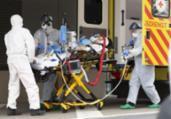 Pandemia causa recorde de mortes na Espanha e Itália | Matthias Rietschel | AFP