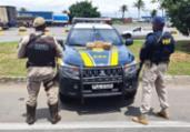 Droga escondida em carro é apreendida na BR-324 | Divulgação | SSP-BA