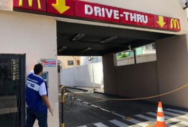 Prefeitura interdita unidade de rede de fast food por descumprir decreto de quarentena | DIVULGAÇÃO