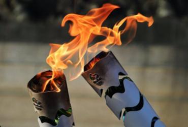 Acendimento da chama olímpica será sem público devido ao coronavírus | Nelson Almeida | AFP