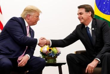 Bolsonaro diz que espera assistir posse de Trump | Arquivo | Agência Brasil