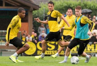 Borussia Dortmund encerra quarentena e retorna aos treinos | Divulgação | Borussia Dortmund
