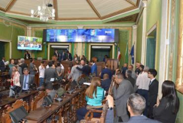 CMS terá sessão para votar reforma da Previdência nesta segunda-feira | Valdomiro Lopes | CMS