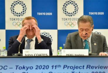 COI mantém datas previstas para realização dos Jogos de Tóquio-2020 | Kazuhiro Nogi | AFP